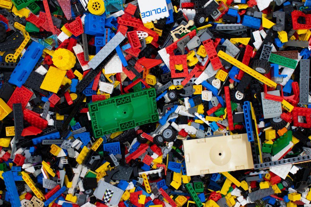 Lego Steine kaufen - erhältlich in Meppen