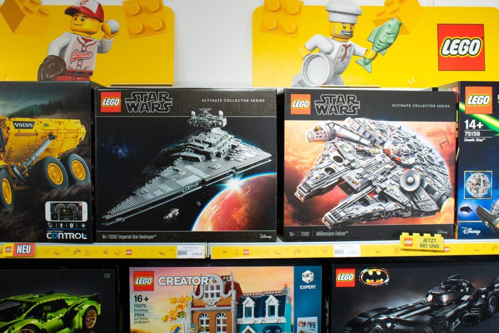 Lego Set Auswahl - Bunte Steinewelt Meppen